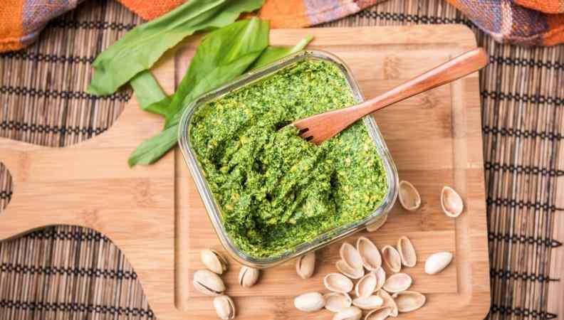 Ricetta: Pesto di pistacchio