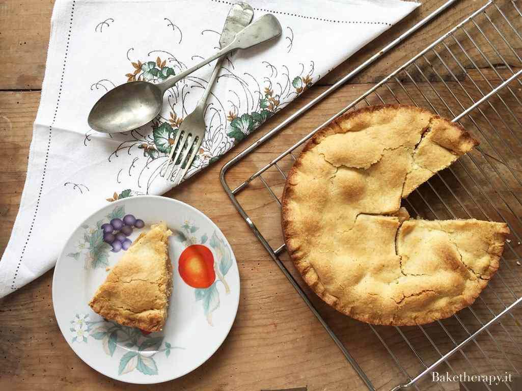 Torta di mele - la classica apple pie