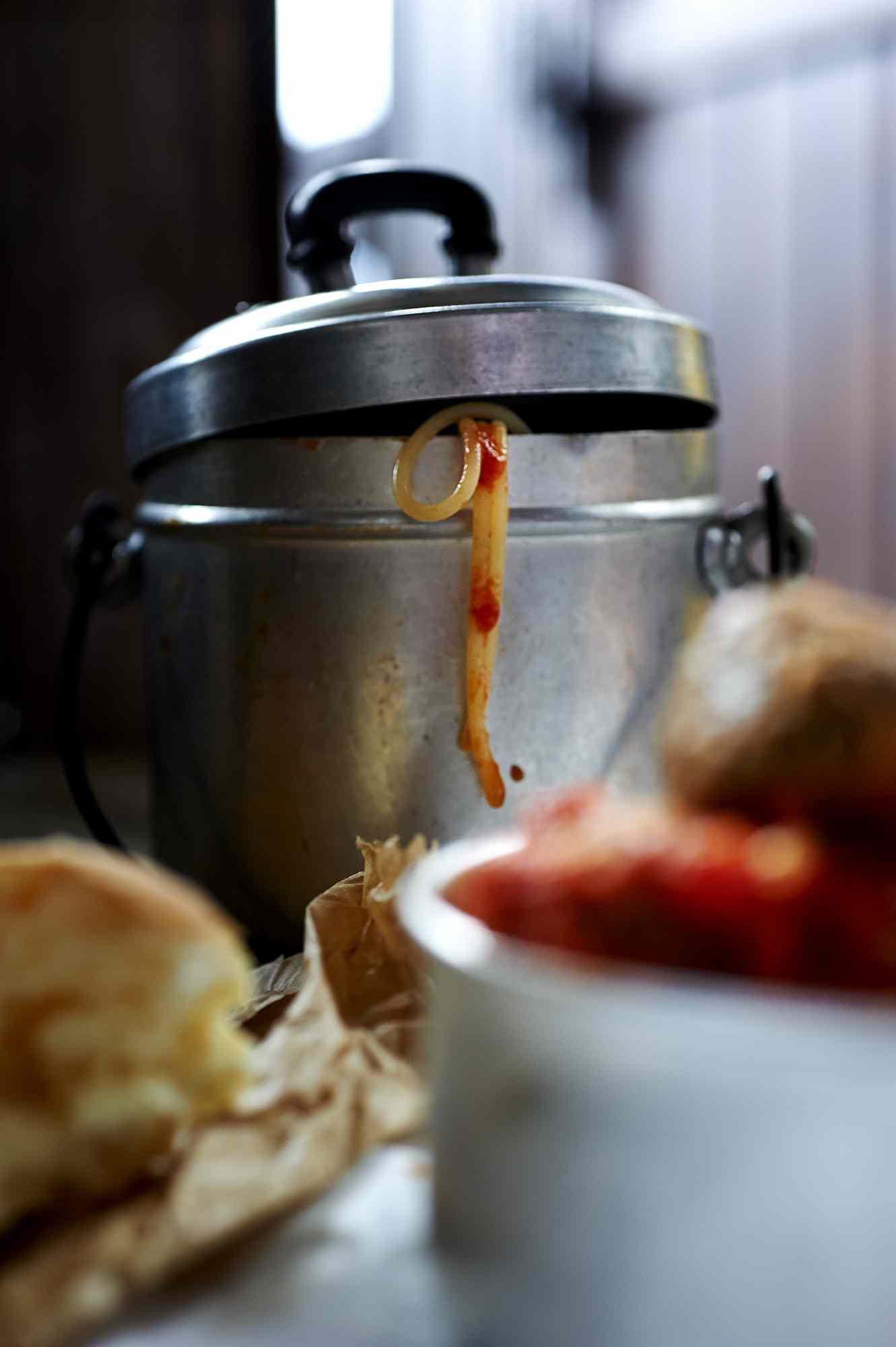 Ricetta: Spaghetti con le polpette