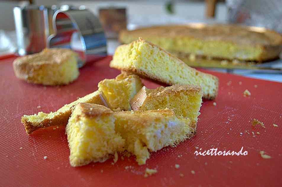 Ricetta: Pan di spagna o pasta genovese