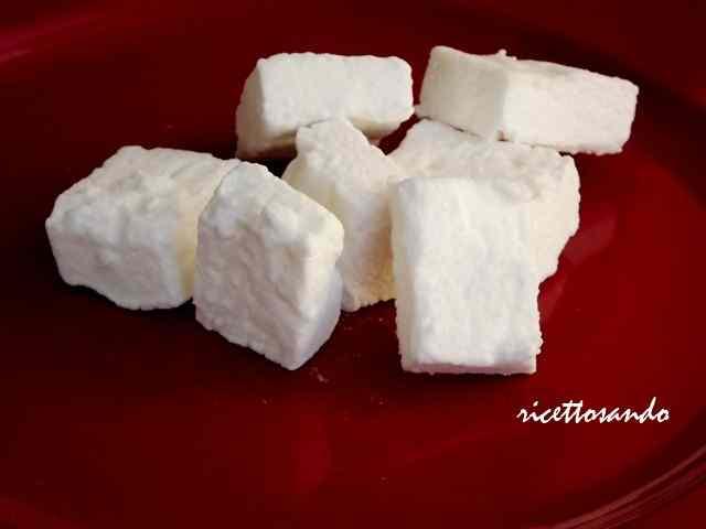 Ricetta: Marshmallow