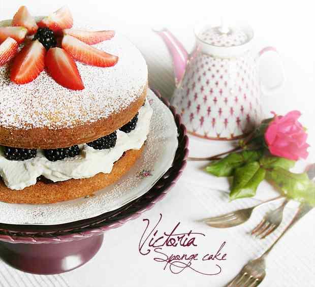 Ricetta: Victoria Sponge Cake