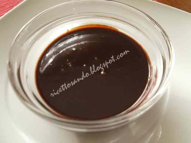 Ricetta: Ganache o glassa al cioccolato