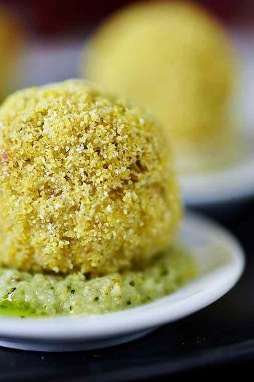 Ricetta: Bocconcini alle olive