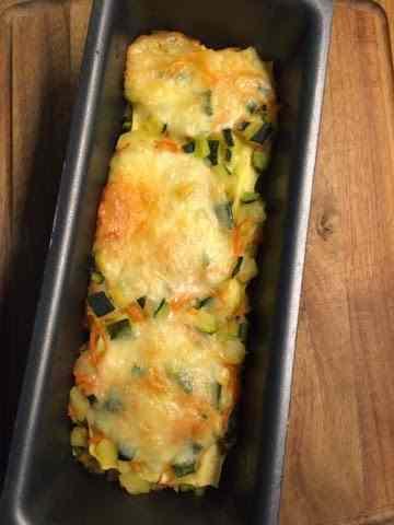 Ricetta: Lasagne con le verdure