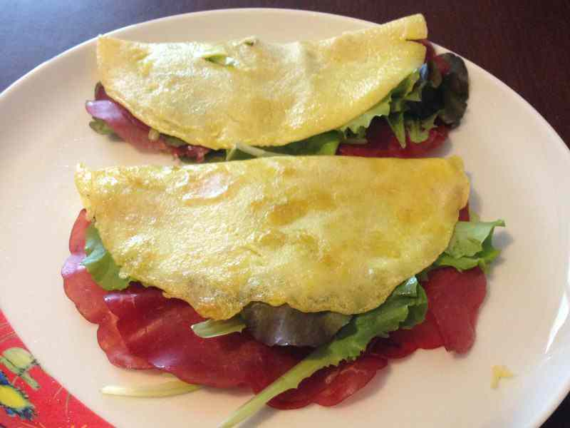 Ricetta: Crepes salate