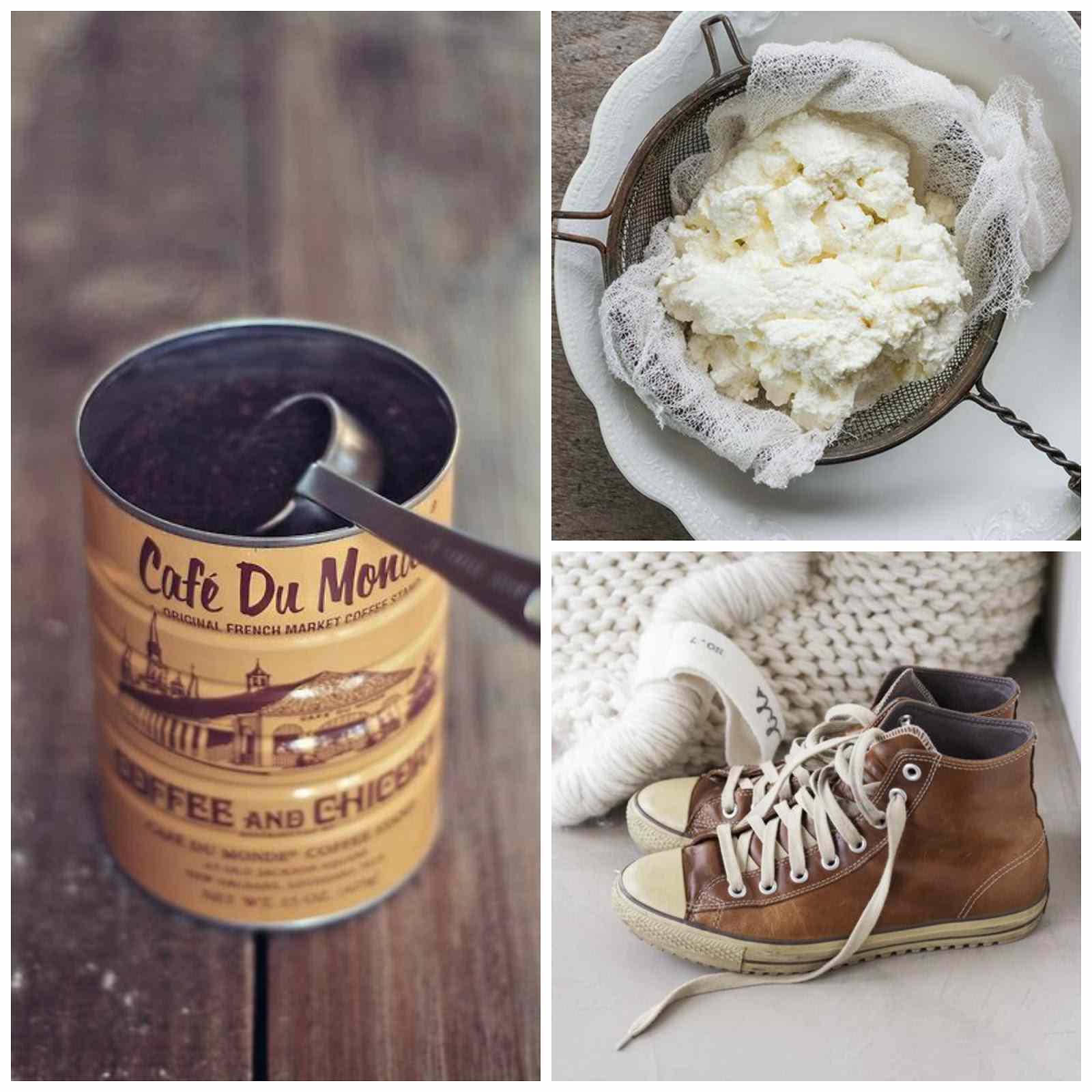 Crema di ricotta al caffè / ricotta cream with coffee