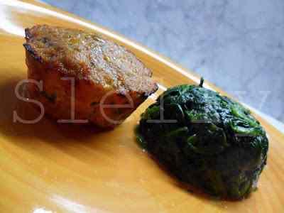 Polpettini - minipolpettoni di carne di maiale alla salsa barbecue