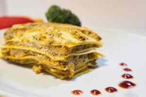Ricetta: Lasagne ai cavoli e zucca