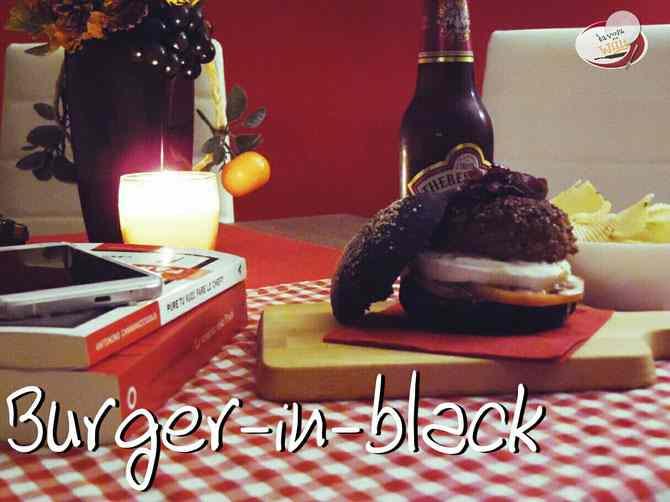 Ricetta: Burger-in-Black