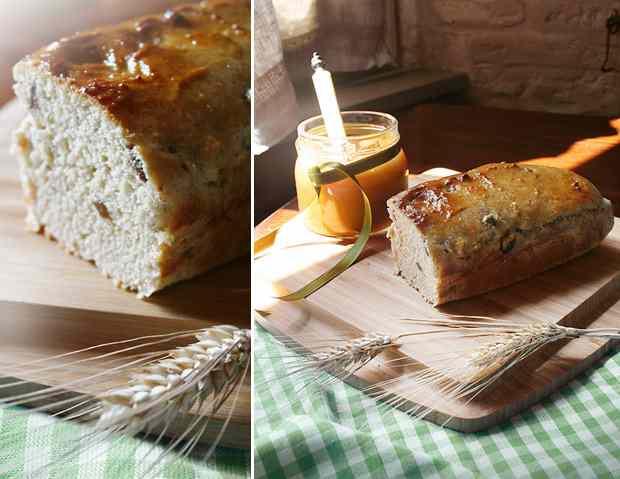 Plum-cake vegano