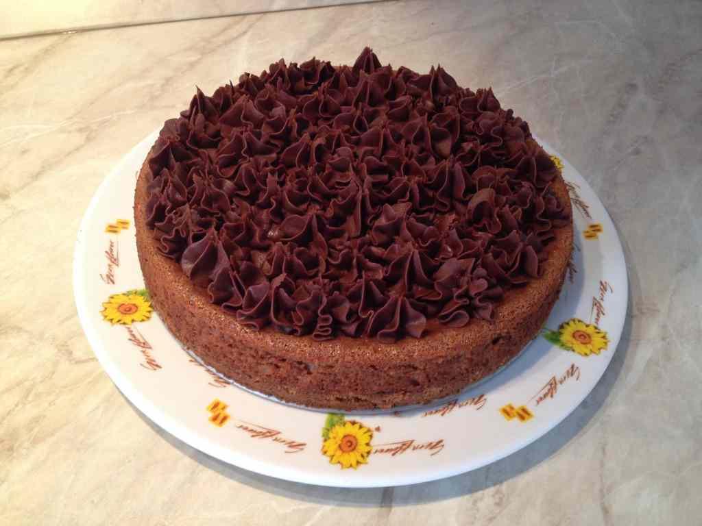 Ricetta: Cheesecake al cioccolato