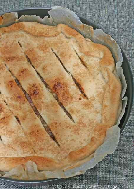 Ricetta: Apple pie con mele e cannella / apple pie with cinnamon