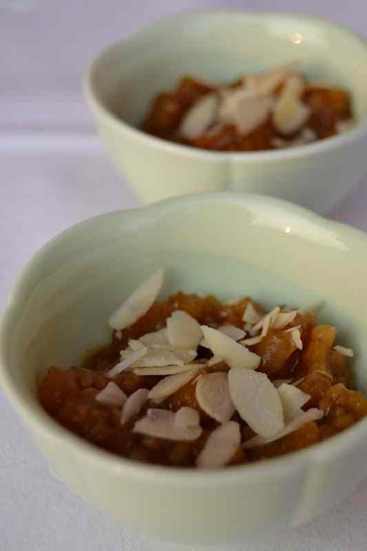 Merenda di quinoa e albicocche