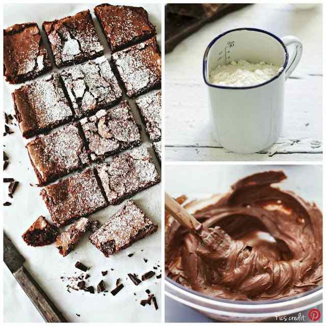 Ricetta: Brownies al cioccolato senza cottura by \