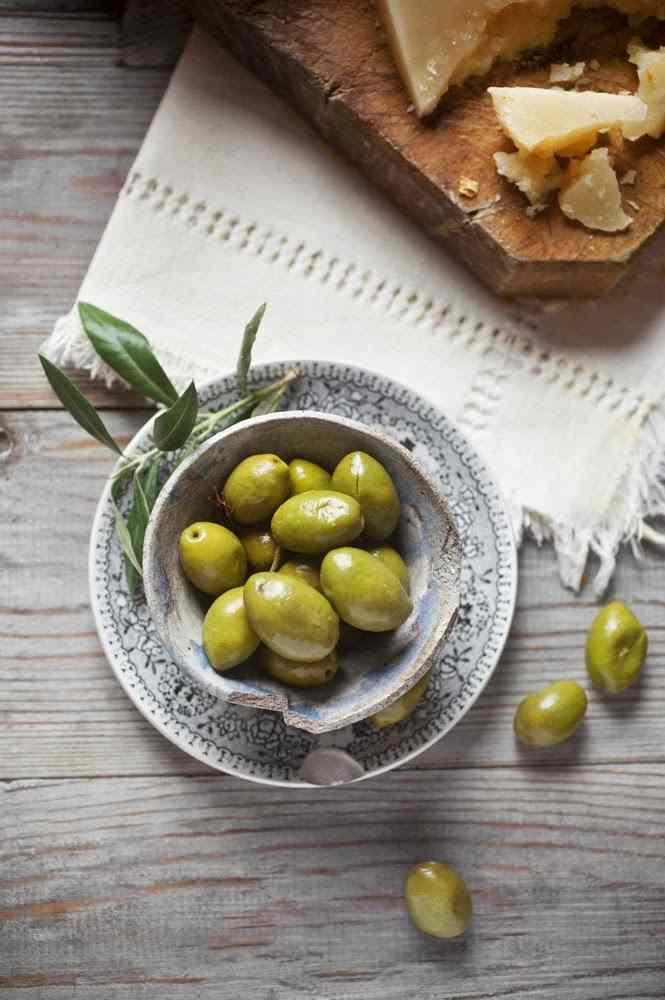 Plumcake alle olive / olives plum-cake recipe