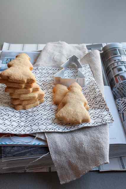Ricetta: Biscotti al cardamomo e limone