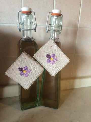 Ricetta: Liquore alla violetta