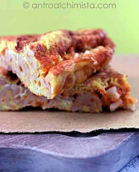 Ricetta: Frittata di Pasta