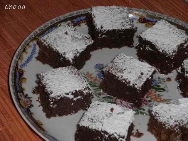 Quadrotti di cioccolato e cocco