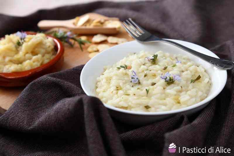 Risotto alle fave ricetta con legumi