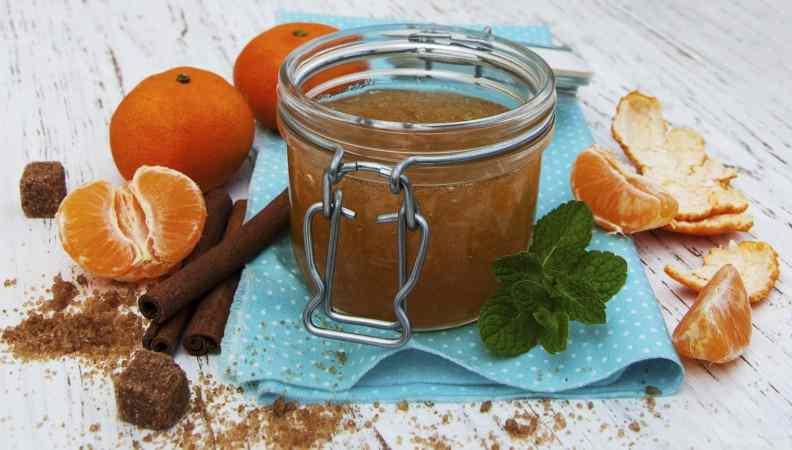 Marmellata di mandarini, fresca e buona
