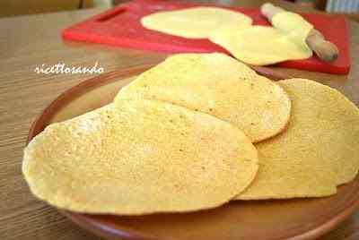 Ricetta: Tortillas messicane nacos e taco