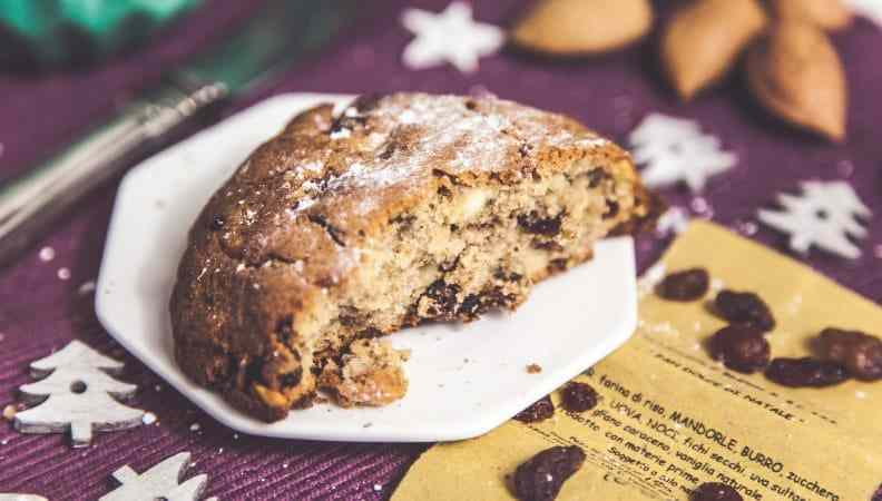Pan dolce alle gocce di cioccolato: evviva la cioccolata!