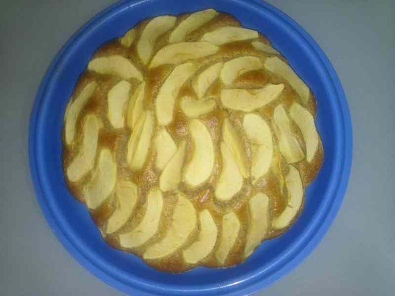 Ricetta: Torta di mele e noci