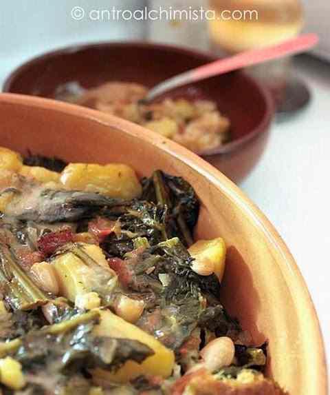 Zuppa di Fagioli alla Senese