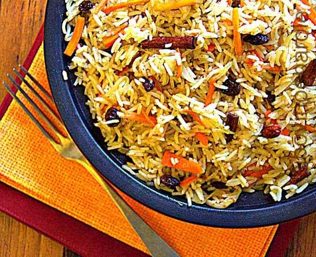 Ricetta: Biryani alle verdure
