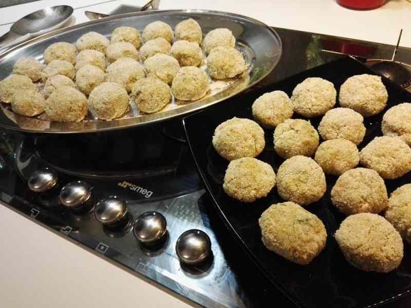 Ricetta: Polpette di verdura: patate, carote, porri e carciofi