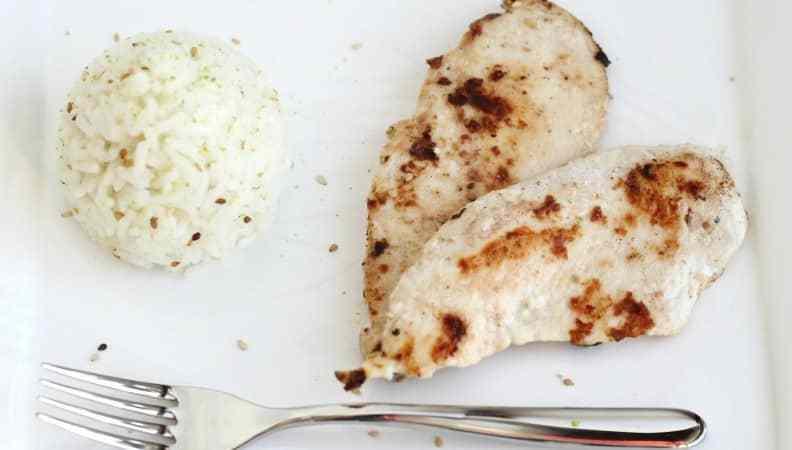 Carne bianca: la soluzione per un pasto rapido quando si lavora