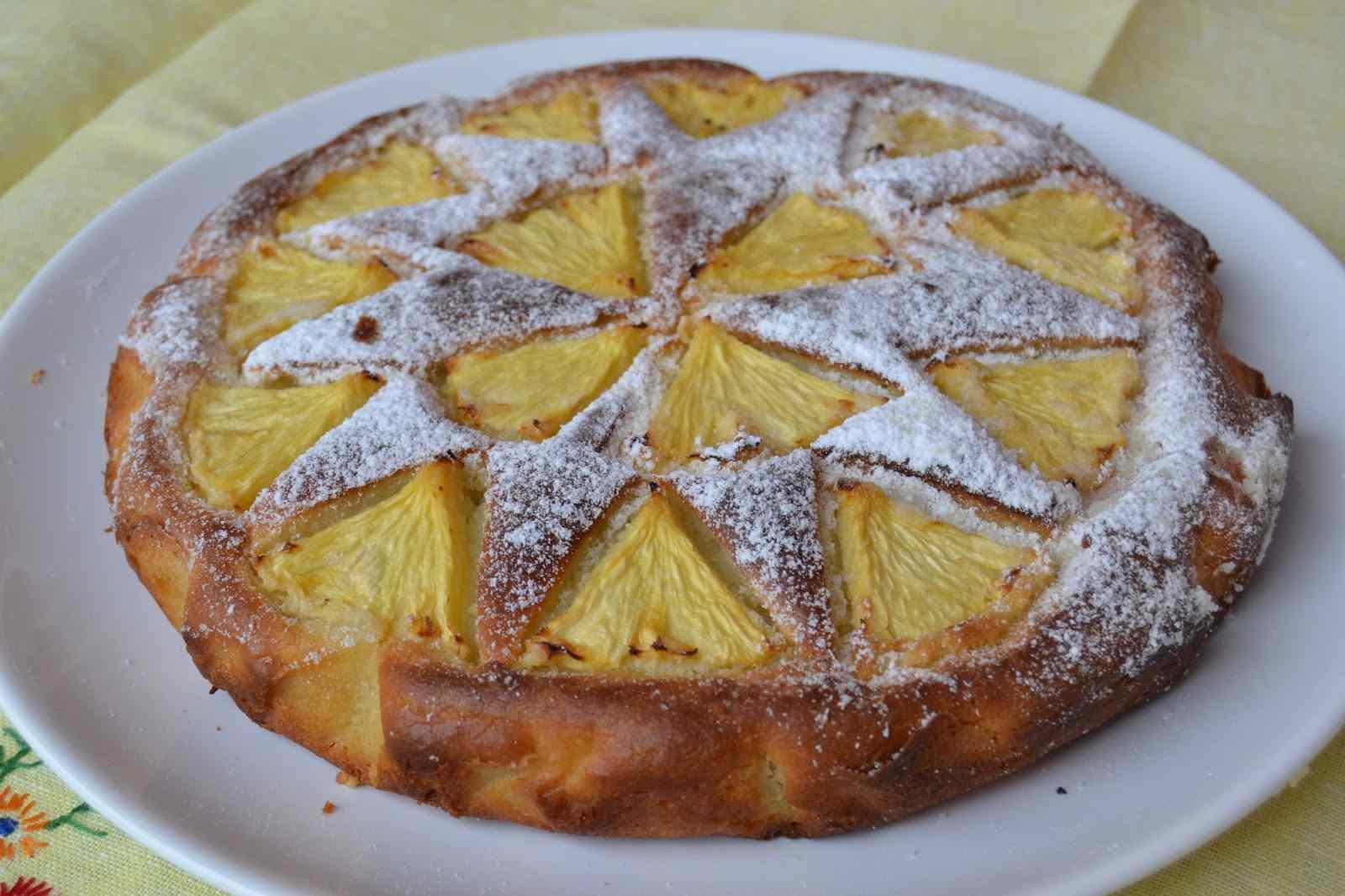Ricetta: Di ricotta ed ananas
