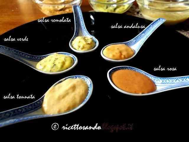 Ricetta: Salsa verde