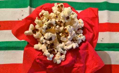 Pop corn all\'italiana