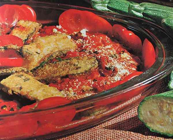 Ricetta: Zucchine alla Paesana