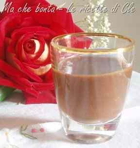 Ricetta: Liquore al cioccolato
