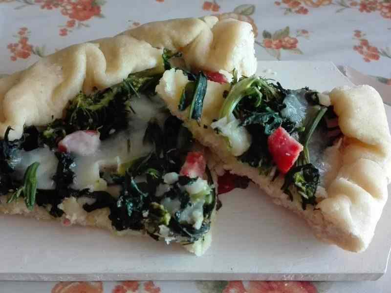 Ricetta: Torta salata - base