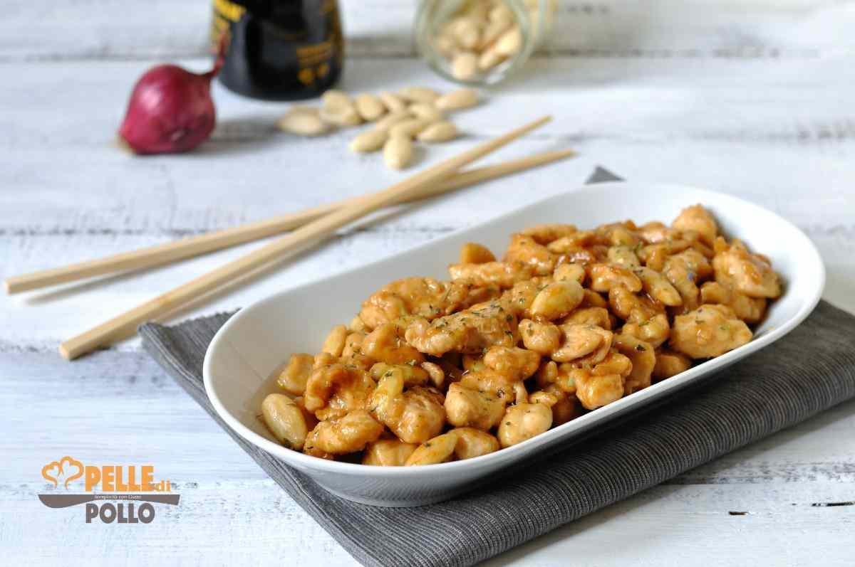 Ricetta: Bocconcini di pollo alle mandorle