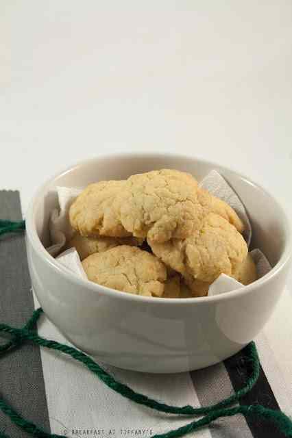 Ricetta: Biscotti di pasta frolla all\'olio di oliva