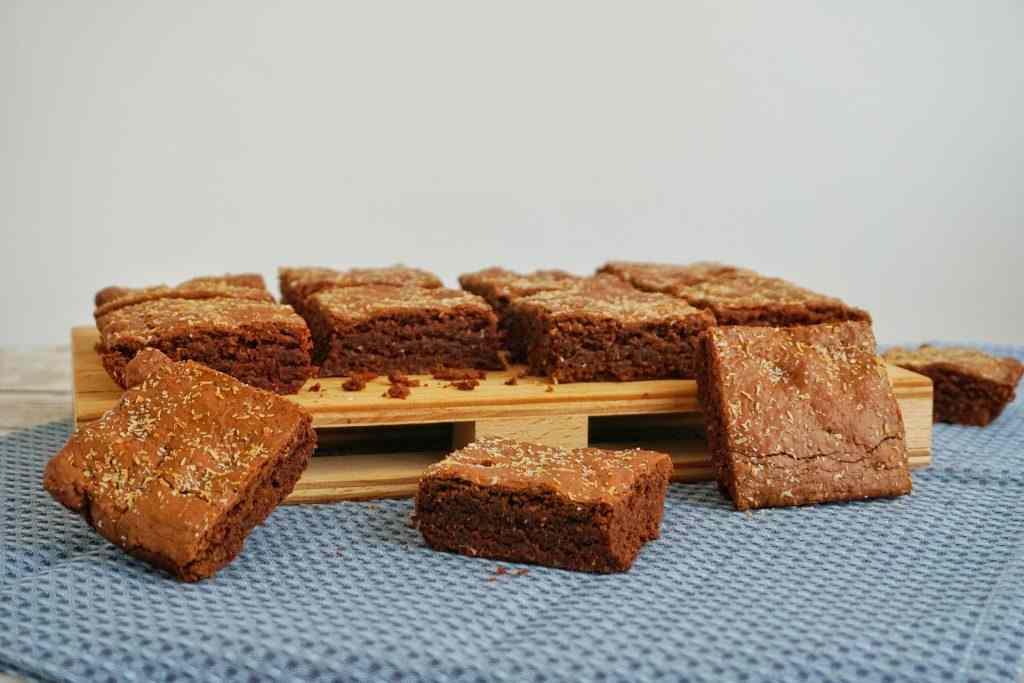 Ricetta: Brownie cioccolato fondente e cocco
