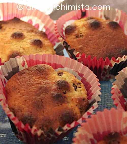 Muffins Crisp Chocolate