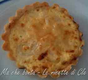 Ricetta: Quiche di cipolle e formaggio