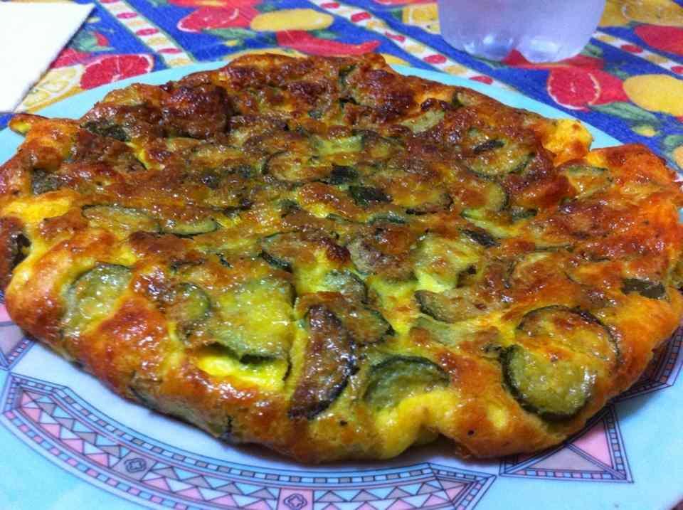 Ricetta: Frittata di zucchine al forno