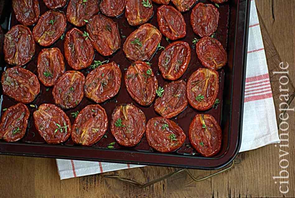 Ricetta: Pomodorini arrosto