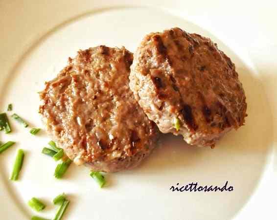 Ricetta: Hamburger