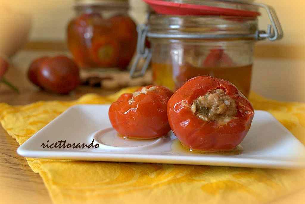 Ricetta: Peperoncini piccanti ripieni