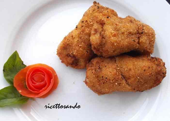 Ricetta: Crocchette d pollo o tapas spagnole