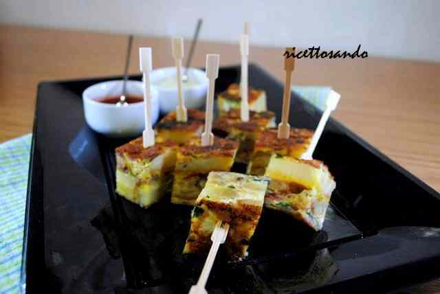 Ricetta: Tortillas de patatas Spagna